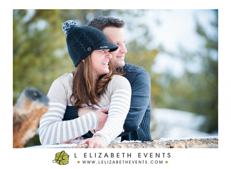 Winter, Surprise proposal, engagement, Breckenridge, Colorado,