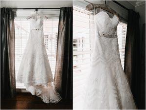 dress hanging,scottsdale wedding planner, bride getting ready, arizona weddings