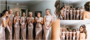 scottsdale wedding planner, bride getting ready, arizona weddings, bridesmaids, pink sparkly dresses
