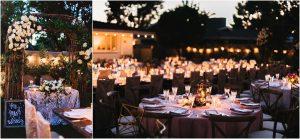 outdoor reception, scottsdale wedding planner, arizona weddings, reception decor details