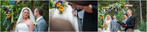 ceremony details, outdoor ceremony,donavan pavilion, mountain wedding photographer, vail wedding photography, colorado weddings