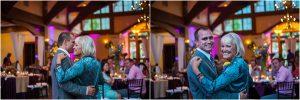 reception, mother son dance,donavan pavilion, mountain wedding photographer, vail wedding photography, colorado weddings