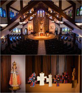 church ceremony, steamboat springs, mountain wedding, colorado wedding photographer
