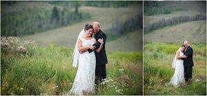 bride and groom portraits,C Lazy U Ranch, Granby, Colorado, Rustic Ranch Wedding, Colorado Wedding Planner, Mountain Wedding Photographer