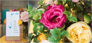 drink menu, floral decor, detail photos, elopement, wedding weekend, engagement party, oh pool at hotel valley ho, scottsdale wedding planner, arizona wedding planning, phoenix event design