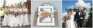 Ten Mile Station, luxury wedding, wedding details, bridal bouquet