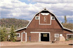 wooden barn,C Lazy U Ranch, Granby, Colorado Wedding Photography, Mountain Wedding Photographer