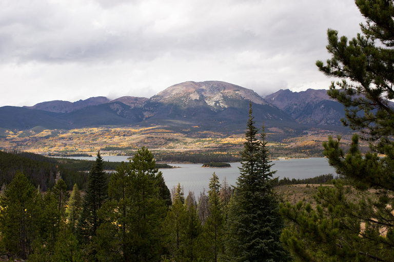 Silverthorne, Buffalo Mountain, Lake Dillon