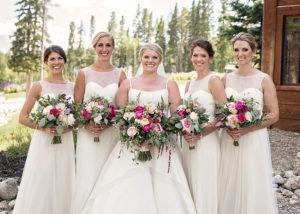 bridesmaids, ten mile station,
